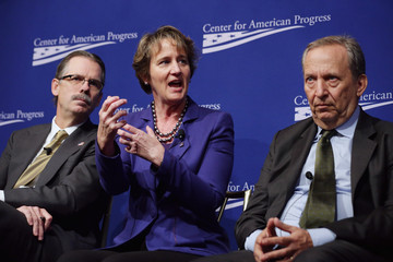Mary Kay Henry Center for American Progress Hosts a Conference