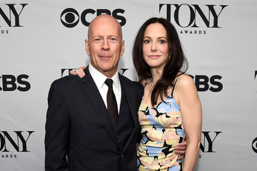 Mary-Louise Parker Bruce Willis 2015 Tony Awards Nominations Announcement
