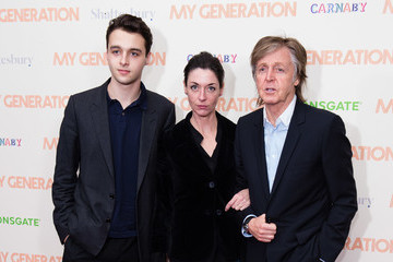 Mary McCartney Michael Caine Q&A