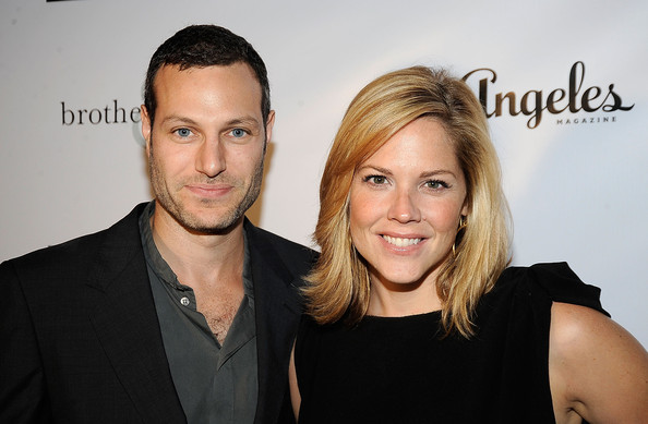 Mary McCormack and Michael Morris Photos Photos - Zimbio