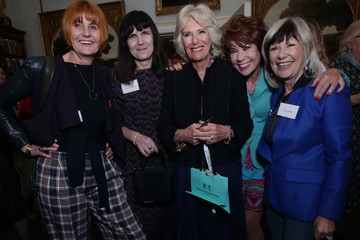 Mary Portas The Duchess Of Cornwall Hosts Southbank Centre's Women Of The World Festival 2018