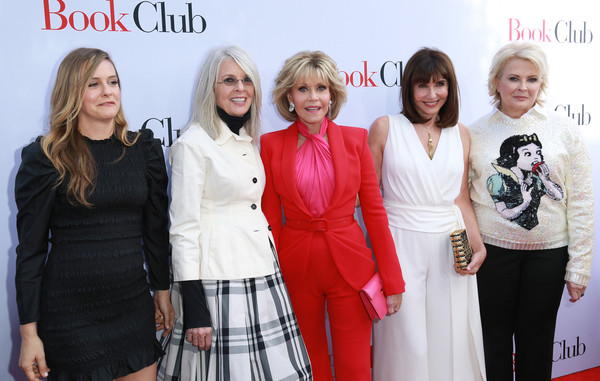 Paramount Pictures' Premiere Of 'Book Club' - Red Carpet
