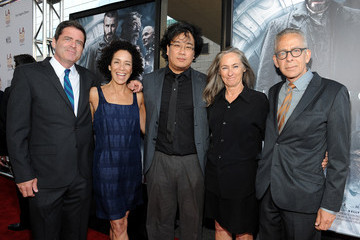 Mary Sweeney David Ansen 'Snowpiercer' Premiere in LA — Part 2