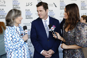 Mary Sweeney Josh Welsh American Airlines at The 2020 Film Independent Spirit Awards