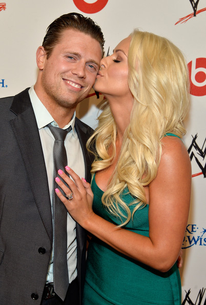 Gallery For > The Miz And Maryse 2013 The Miz And Maryse 2013