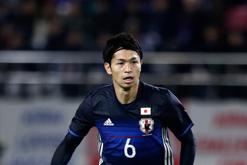 Masato Morishige Japan v Oman - International Friendly