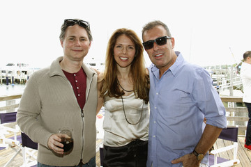Massimo Caronna DuJour Magazine's Haley And Jason Binn 15th Annual Hamptons Summer Kick-Off By Richie Notar And GILT