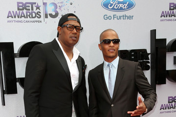 Master P Arrivals at the BET Awards