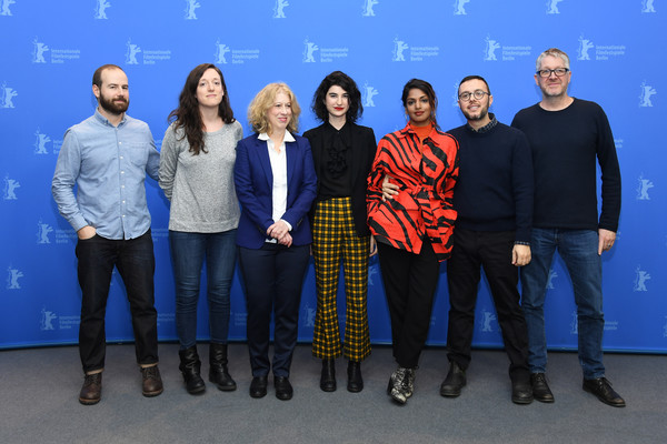 'Matangi/Maya/M.I.A.' Photo Call - 68th Berlinale International Film Festival