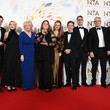 Mathew Horne National Television Awards 2020 - Winners Room
