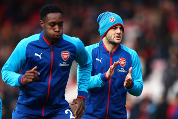 Mathieu Debuchy AFC Bournemouth v Arsenal - Premier League