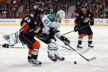 Mathieu Perreault Dallas Stars v Anaheim Ducks - Game Five