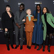 "Mati Diop Mama Sane ""Cesar - Revelations 2020"" Photocall At Petit Palais In Paris"