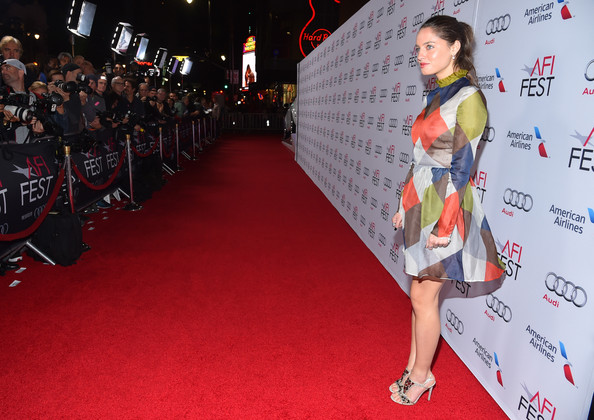 Actress Matilde Gioli attends the special tribute to