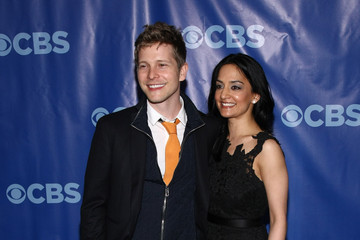 Archie Panjabi and matt czuchry