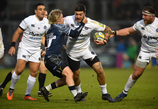 Sale Sharks v Bath Rugby - Aviva Premiership