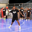 Matt Barnes 2019 BET Experience - Celebrity Dodgeball Game