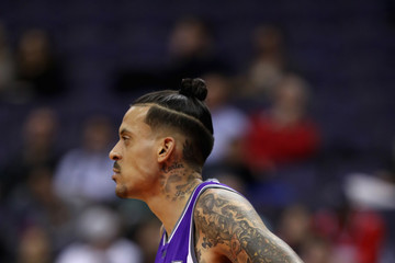 Matt Barnes Sacramento Kings v Washington Wizards