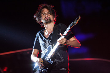 Matt Bellamy 2014 Lollapalooza Brazil - Day 1