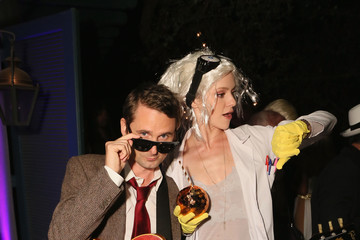 Matt Bellamy The 8th Annual Trick Of Treats! Halloween Party At The Residence Of Jonas Tahlin, CEO Of Absolut Elyx
