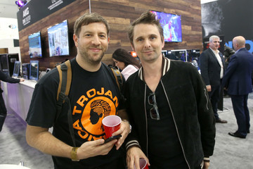 Matt Bellamy The 2020 NAMM Show Opening Day