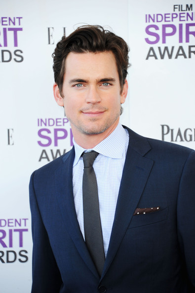 Matt Bomer Actor Matt Bomer arrives at the 2012 Film Independent Spirit Awards on February 25, 2012 in Santa Monica, California.