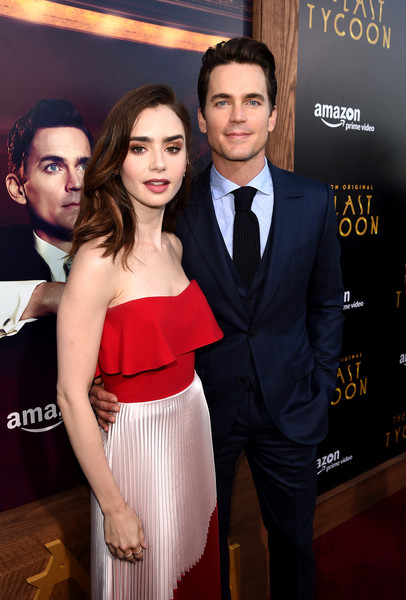 Premiere of Amazon Studios' 'The Last Tycoon' - Red Carpet