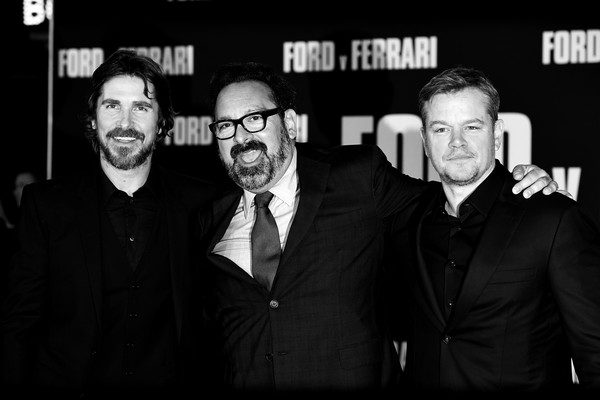 "Premiere Of FOX's ""Ford V Ferrari"" - Arrivals"