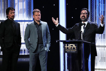 Matt Damon 23rd Annual Hollywood Film Awards - Show