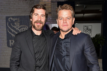 Matt Damon RBC Hosted 'Ford V Ferrari' Cocktail Party At RBC House Toronto Film Festival 2019