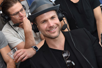 Matt Davis SiriusXM's Entertainment Weekly Radio Channel Broadcasts From Comic-Con 2016 - Day 3