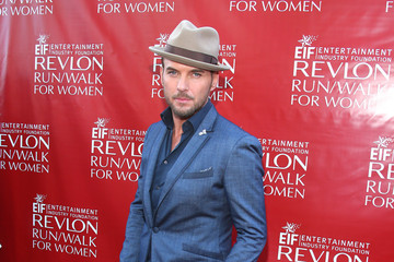 Matt Goss EIF Revlon Run/Walk For Women