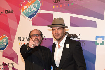 Matt Goss Keep Memory Alive's 19th Annual 'Power of Love' Gala Honors Andrea & Veronica Bocelli - Inside