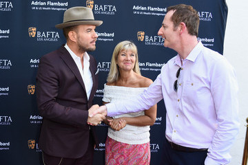 Matt Goss BAFTA LA Garden Party