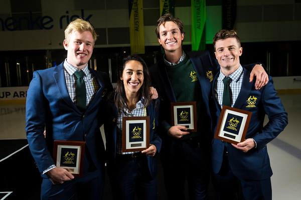 Australian Winter Olympic Athletes Official Welcome Home Presentation
