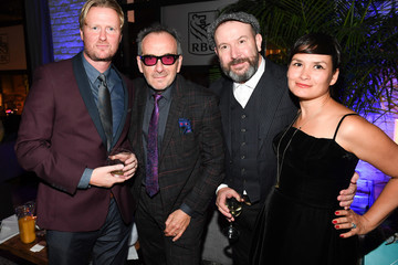 Matt Greenhalgh RBC Hosts a 'Film Stars Don't Die in Liverpool' Cocktail Party at RBC House Toronto Film Festival 2017
