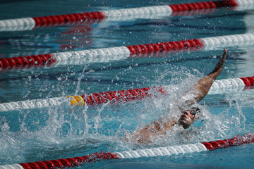 Matt Grevers TYR Pro Swim Series - Mesa - Day 3