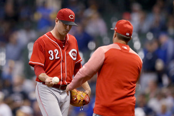 Matt Harvey Cincinnati Reds vs. Milwaukee Brewers