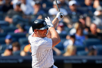 Matt Holliday Baltimore Orioles v New York Yankees