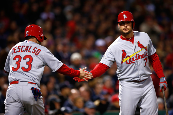 St Louis Cardinals v Boston Red Sox