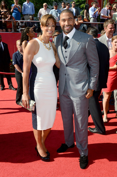 Matt Kemp And Judy Henderson Photos Photos The 2012 Espy