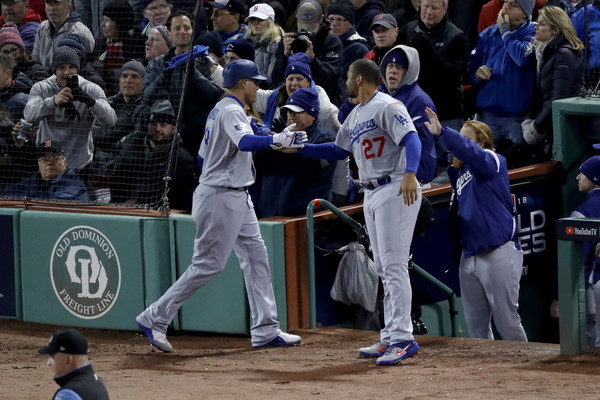 World Series - Los Angeles Dodgers vs. Boston Red Sox - Game Two