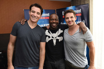 Matt Lanter SiriusXM's Entertainment Weekly Radio Channel Broadcasts From Comic-Con 2016 - Day 3