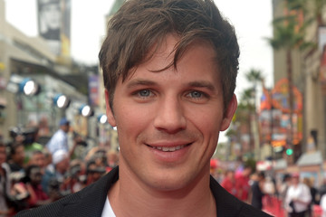 Matt Lanter 'Planes: Fire & Rescue' Premieres in Hollywood