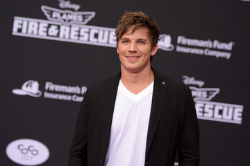 Matt Lanter 'Planes: Fire & Rescue' Premieres in Hollywood — Part 2