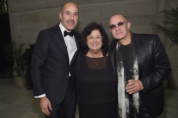Matt Lauer Elton John AIDS Foundation Commemorates Its 25th Year and Honors Founder Sir Elton John During New York Fall Gala - Inside