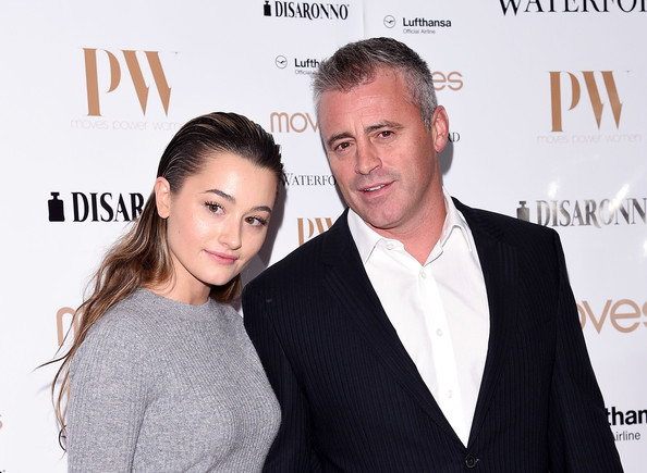 Image Gallery matt leblanc wife