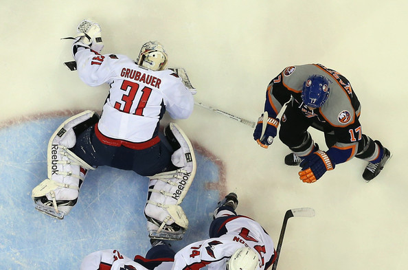 Washington Capitals v New York Islanders []