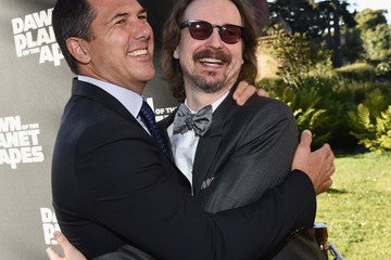 Matt Reeves 'Dawn of the Planet of the Apes' Premieres in SF