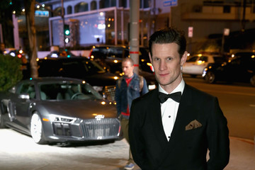 Matt Smith The Weinstein Company & Netflix's SAG 2017 After Party Presented by Audi